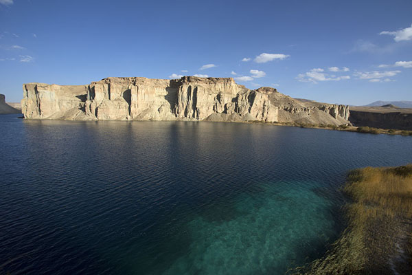Picture of Looking out over Band-e ZulfiqarBand-e Amir - Afghanistan