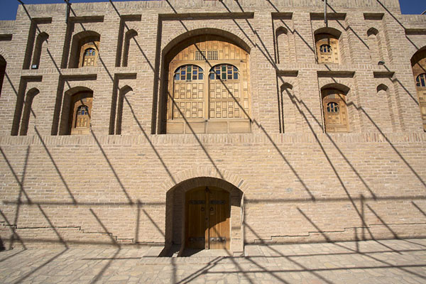 Building in the higher part of the citadel | Herat Citadel | Afghanistan