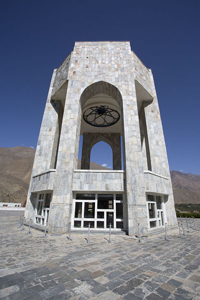 Picture of Massoud mausoleum in Panjshir valley - Afghanistan - Asia