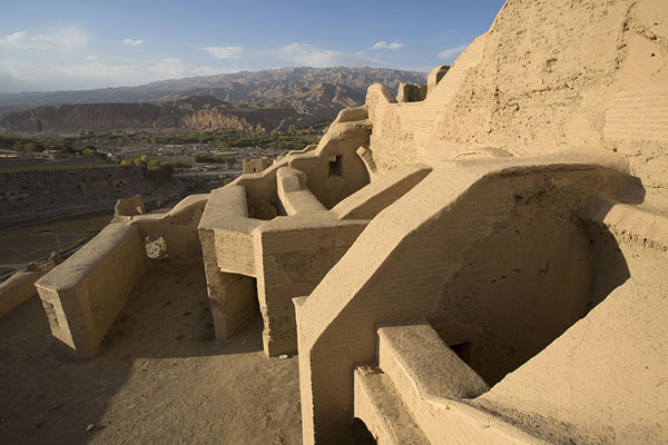 Picture of Shahr-e-Gholgola (Afghanistan): Ruins of the City of Screams