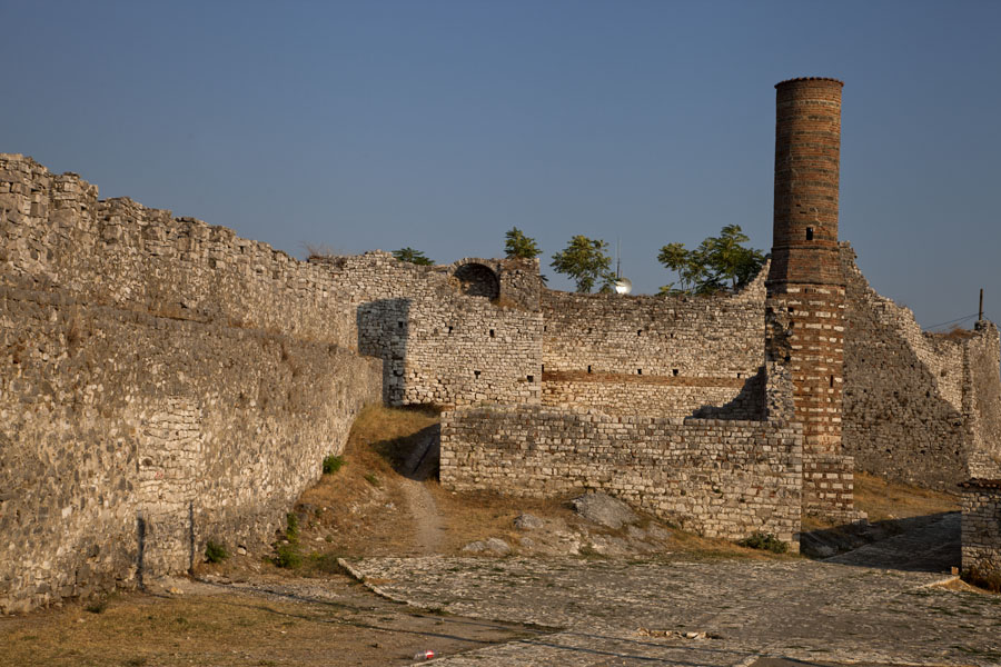 Picture of Berat Citadel