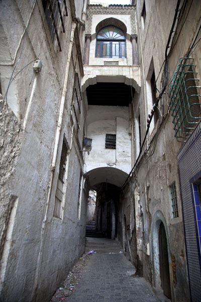 Alley next to the Dar Hassan Pasha | Algiers Casbah | Algeria