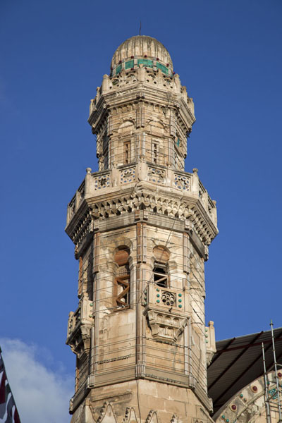 Picture of One of the minarets of the Djemaa KetchouaAlgiers - Algeria