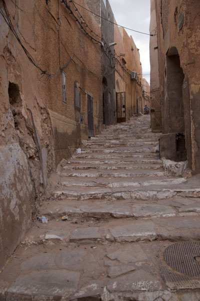 Picture of Beni Isguen (Algeria): Alley in the old town of 14th century Beni Isguen