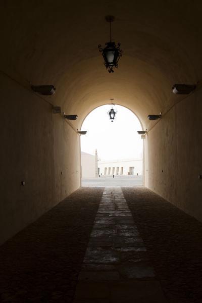 Entrance of the Fortress of São Miguel | Fortaleza de São Miguel | Angola