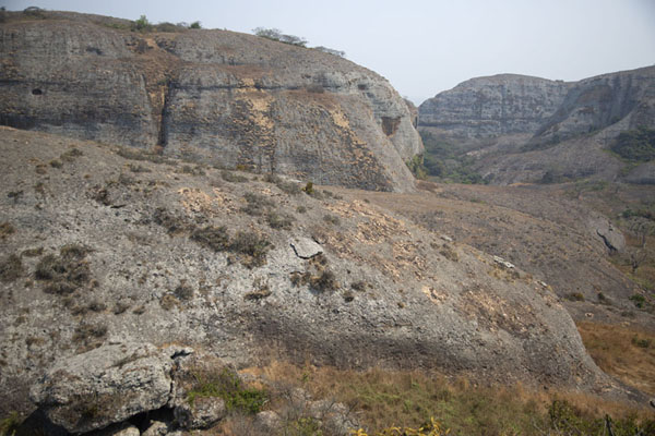 Photo de Landscape of rocks at Pungo AndongoPungo Andongo - Angola