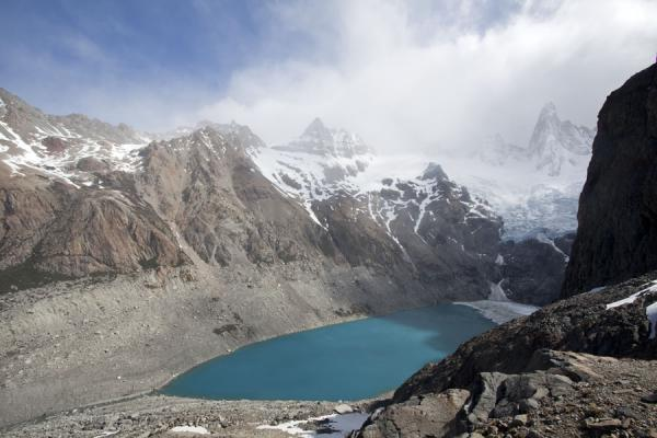 Picture of Parque Nacional Glaciares (Argentina): View of Laguna Sucia, close to Fitzroy