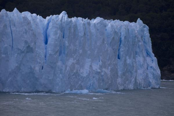 Picture of Perito Moreno Glacier (Argentina): Wall of ice in Lago Argentino