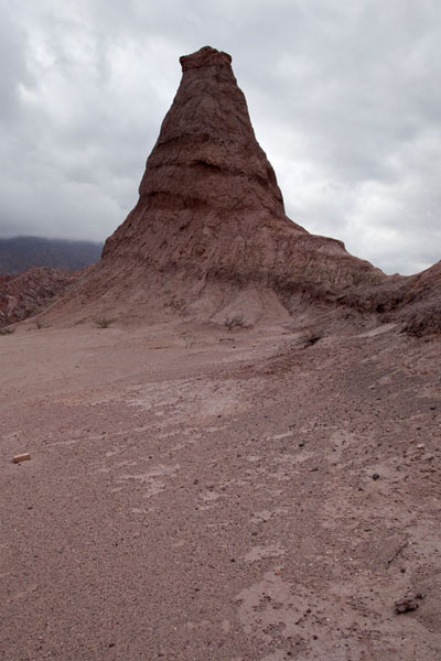 The Obelisk rock formation in the Quebrada de las Conchas | Quebrada de las Conchas | Argentina
