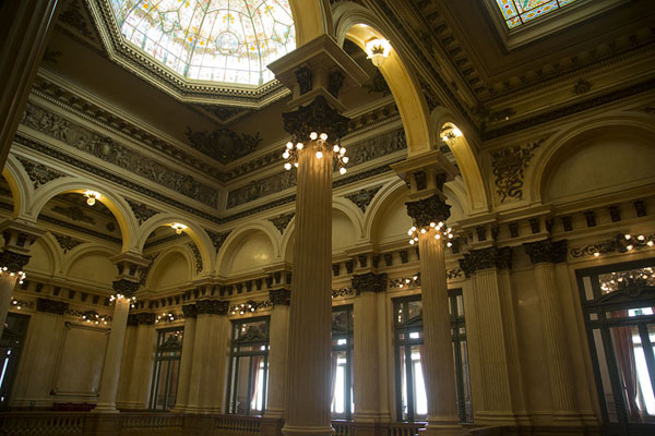Picture of Central area of Teatro Colón - Argentina - Americas