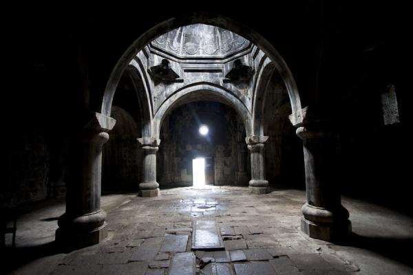 Interior of Hamazasp, part of the Haghpat Monastery | Haghpat monastery | Armenia