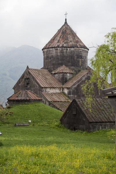 Church of the Holy Sign of the Cross on the terrain of Haghpat | Haghpat monastery | Armenia