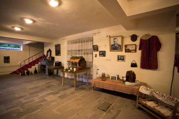 Inside view of the museum | Mikoyan museum | Armenia