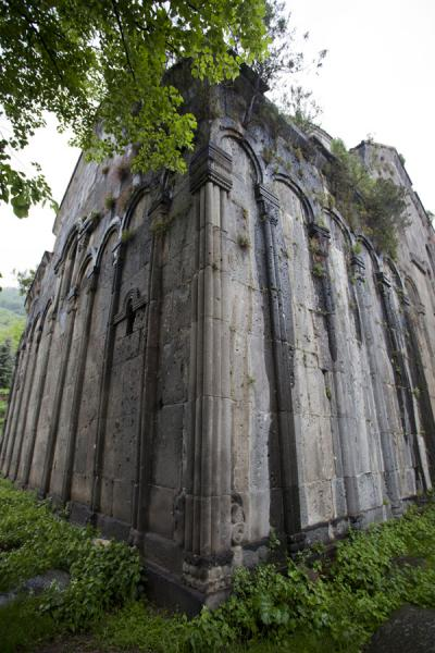 Side view of the Church of the Holy Redeemer | Sanahin Monastery | Armenia