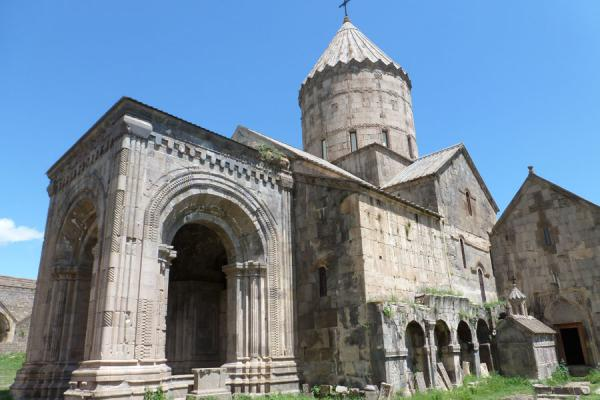 Church of Sts. Peter and Paul, the centrepiece of Tatev Monastery | Tatev Monastery | Armenia