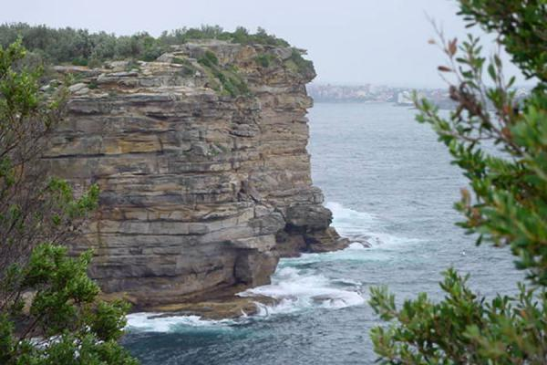 Picture of Rocky dropoffSydney Harbour - Australia