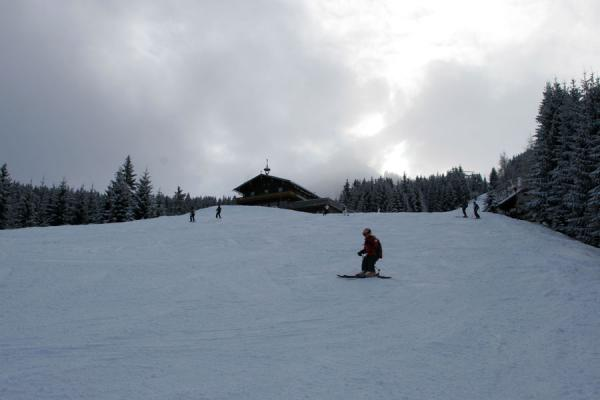 Picture of Slope of the St. Johann ski areaSt. Johann - Austria