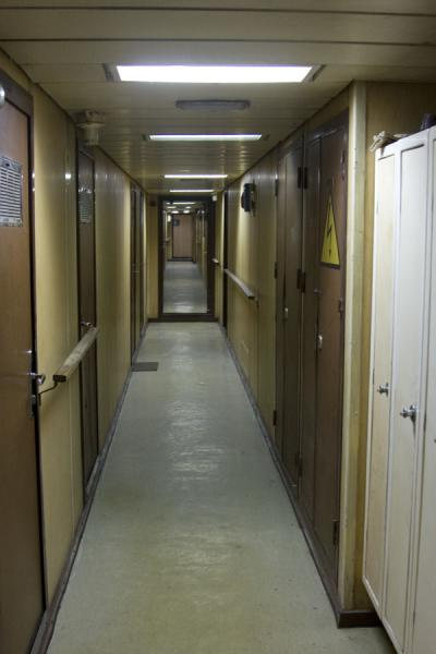 Picture of Corridor in the ferryBaku - Azerbaijan