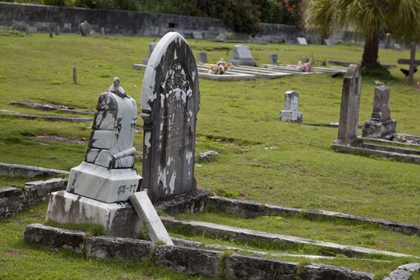 Cemetery in Dunmore Town | Dunmore Town | Bahamas