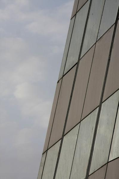 Picture of Bahrain World Trade Center (Bahrain): Windows of the World Trade Center