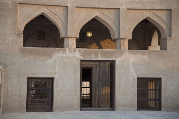 Foto de Outside view of one of the most remarkable rooms in on the second floorMuharraq - Bahrein