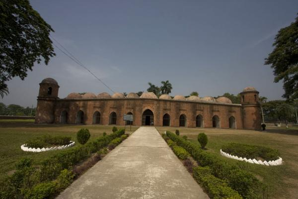 Picture of Bagerhat mosques