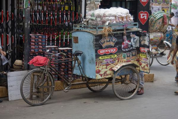Mobile drinks shop on wheels | Bangla Pedal Power | Bangladesh