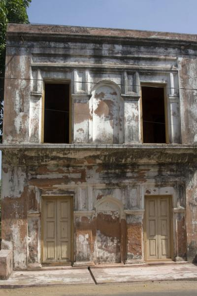 Foto di Old house in Panam, part of SonargaonSonargaon - Bangladesh