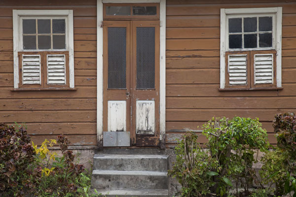 One of the many wooden houses in Speightstown | Speightstown | Barbade
