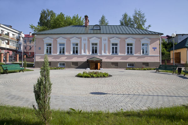 Picture of The house of Peter the Great in PolatskPolatsk - Belarus