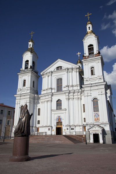 The orthodox church of the Assumption in Vitebsk | Vitebsk | Belarus
