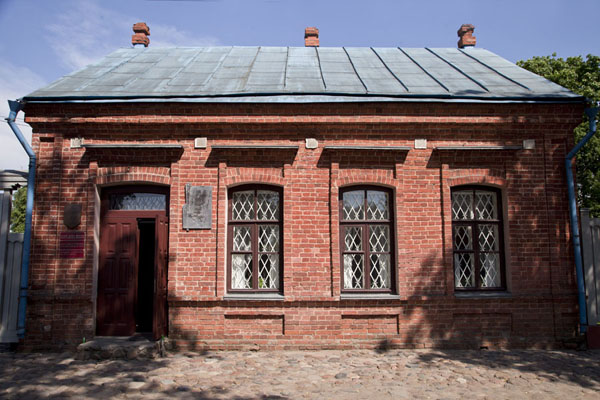 Picture of The house of Marc ChagallVitebsk - Belarus
