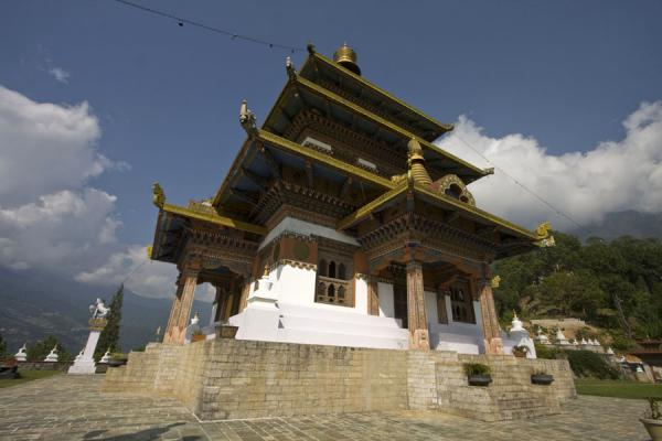 Picture of Khamsum Yuelley Namgyal Chorten