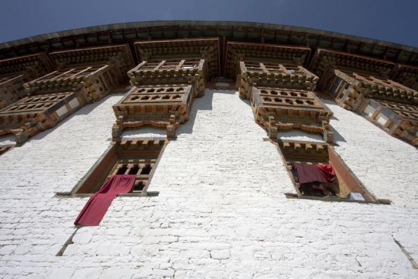 Tango Monastery seen from below | Tango Monastery | Bhutan