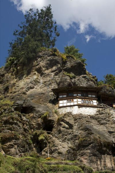 One of the many buildings near Tango Monastery | Tango Monastery | Bhutan