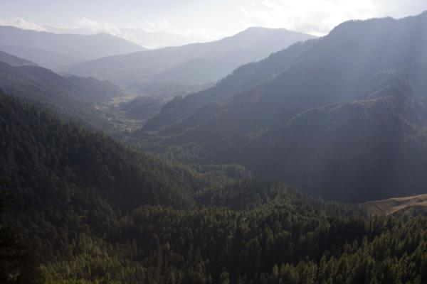 Tang Valley seen from Thowada Goemba | Thowada Goemba | Bhutan