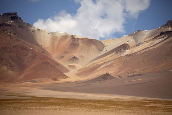 Earth colours galore in the landcapes of southwest Bolivia | Southwest Bolivia landscapes | Bolivia