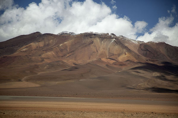 Picture of Mountains near the Salvador Dalí landscape - Bolivia - Americas