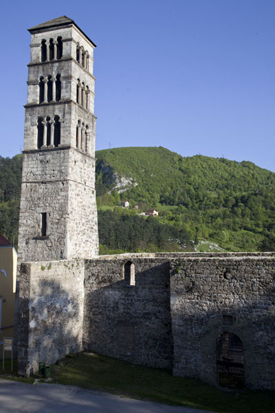 Tower of St Luke | Jajce | Bosnia and Herzegovina
