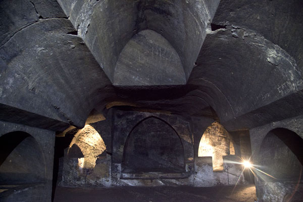 Inside the catacombs | Jajce | Bosnia and Herzegovina