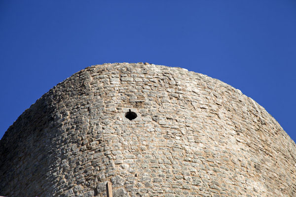 Looking up the Bear Tower | Jajce | Bosnia and Herzegovina