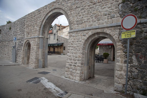 One of the city gates of the old town of Trebinje | Trebinje | la Bosnie-Herzégovine