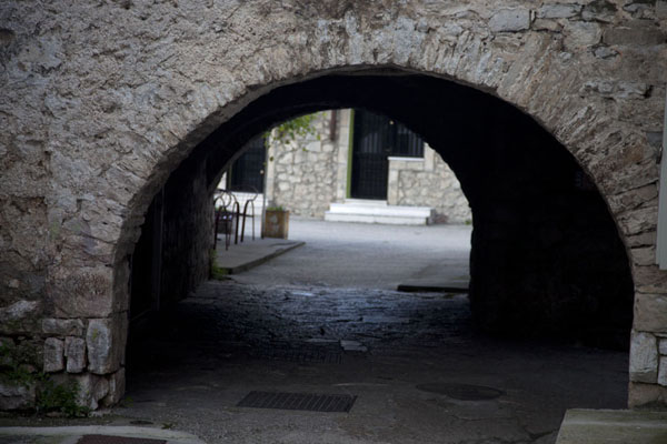 Arch in the old town of Trebinje | Trebinje | Bosnia and Herzegovina