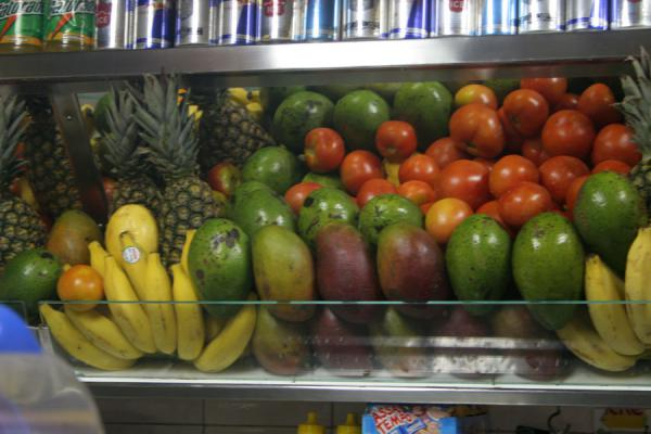 Foto di Many tropical fruits to choose fromRio de Janeiro - Brasile