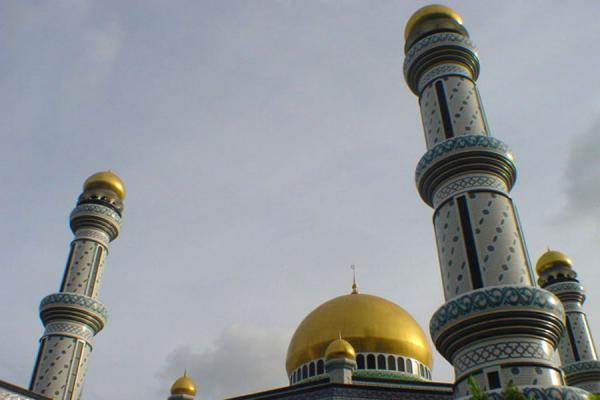 Picture of Jam Asr Hassanil Boliah Mosque