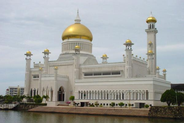 Mighty location | Moschee di Brunei | Brunei