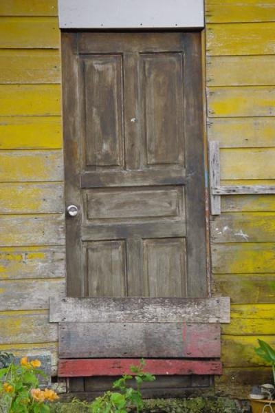 Picture of Kampung Ayer (Brunei): Door in Kampung Ayer
