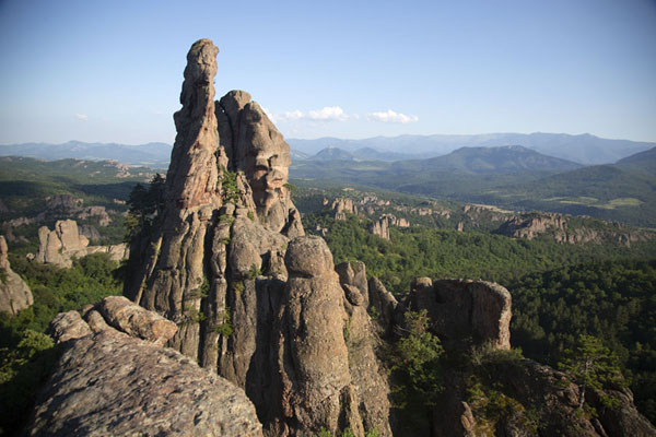 Photo de Rock formations near the fortress of BelogradchikBélogradtchik - Bulgarie
