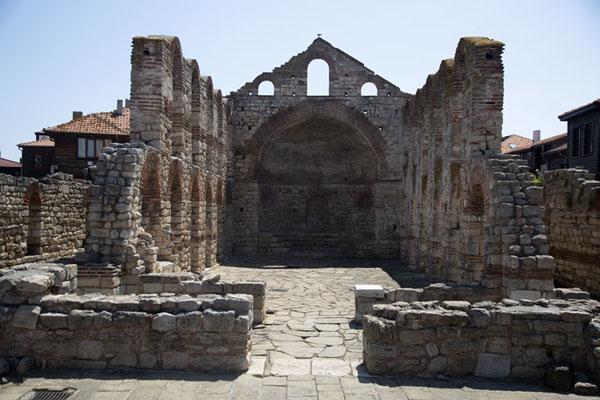 The ruined Saint Sophia church in Nesebar | Nesebar | Bulgaria