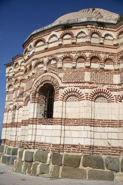 Saint John Aliturgetos church in the morning | Nesebar | Bulgaria